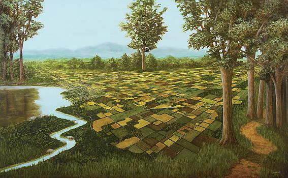 Life on a Small Farm by Bill Jonas