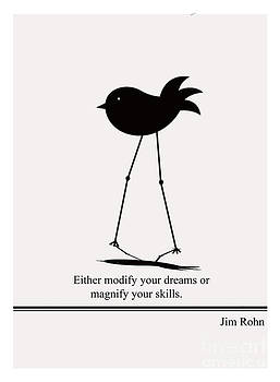 Life quotes- Jim Rohn by Trilby Cole