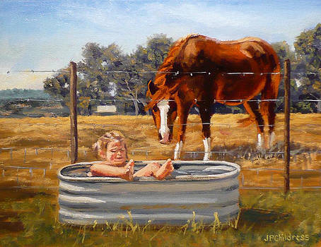 J P Childress - Lifeguard on Duty
