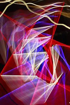 Light Abstract 100 by Don Krajewski