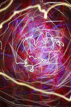 Light Abstract 101 by Don Krajewski