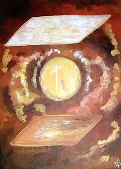 Light And Prayer by Victoria Dutu