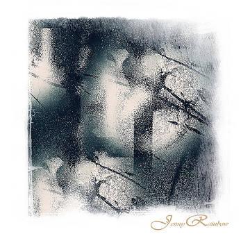 Jenny Rainbow - Light and Shadow. Abstract