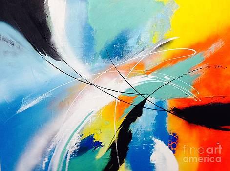 Light As a Feather by Elaine Callahan