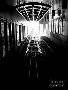 Light at the End of the Tunnel. by Bob Mintie