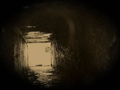 Light at the End of the tunnel by  Jeff Mantz Rhodes