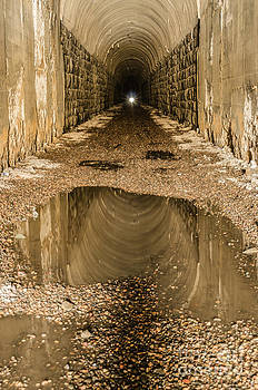 Light at the End of the Tunnel by Sue Smith