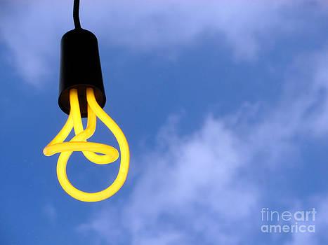 Light Bulb by Mark Thomas