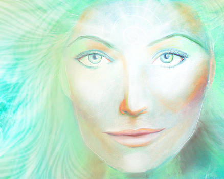 Woman of Light by Lucinda Rae