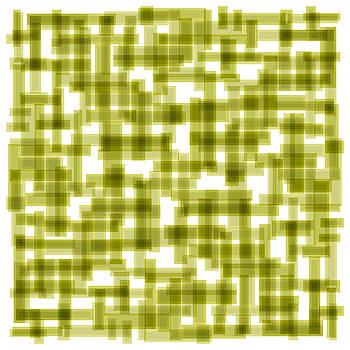 Light Green Abstract by Frank Tschakert