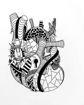 Light Heart No. 2 by Kenal Louis