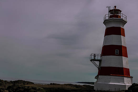 Light House NS by Will Burlingham