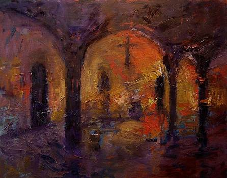 Light in the Cathedral by R W Goetting