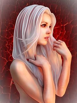 Light in your heart by Onurah Art