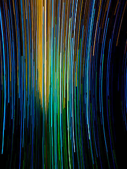 Hakon Soreide - Light Painting 22