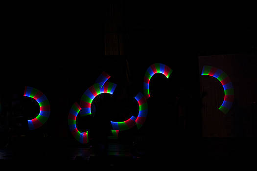 Light Painting by Luciano Trevisan