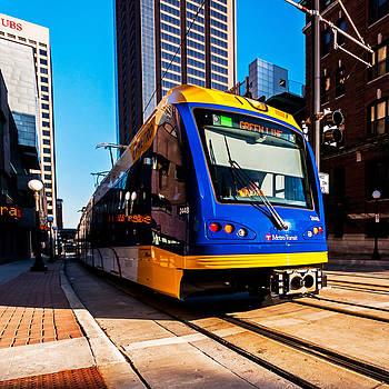 Light Rail by Lonnie Paulson