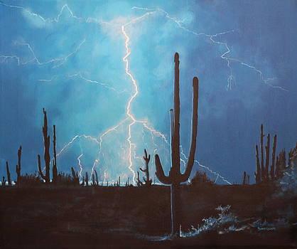 Light Show by Robert Crooker