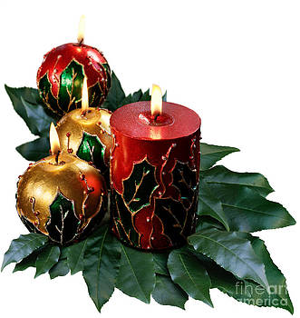 Jo Ann Snover - Light the Christmas candles