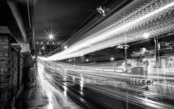 David Thompson - Light Trails