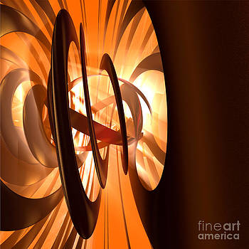 Light Transference by Peter R Nicholls