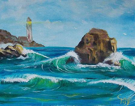 Lighthouse 2 by Chuck Kemp