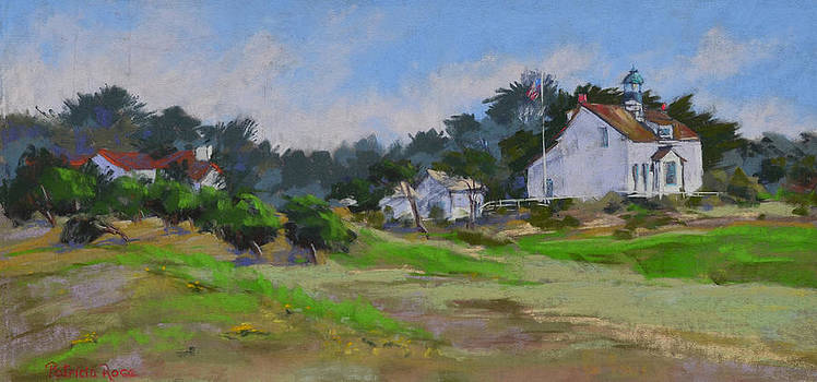 Lighthouse Afternoon Vista by Patricia Rose Ford