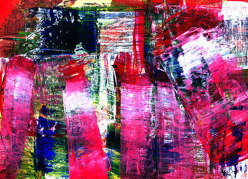 Lighthouse blues by Christine Minnee