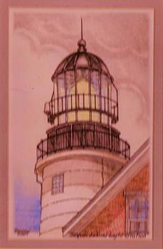 Anne-Elizabeth Whiteway - Lighthouse by Trenton Hill