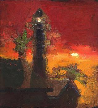 Lighthouse by Daniel Bonnell