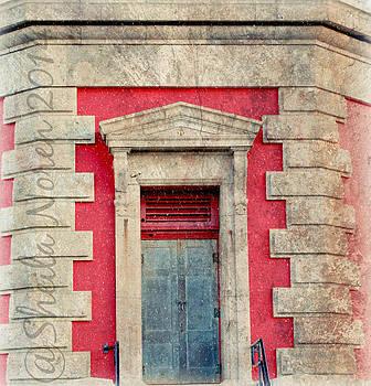 Lighthouse Door by Sheila Noren