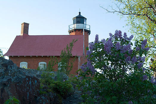 Devinder Sangha - Lighthouse Eagle Harbor