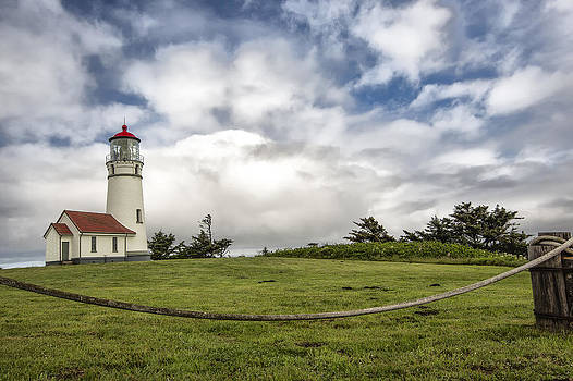 Jon Glaser - Lighthouse in the clouds
