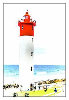 Lighthouse by Jaqueline Briel