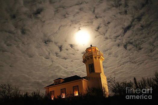Lighthouse by Ken  Rosholt