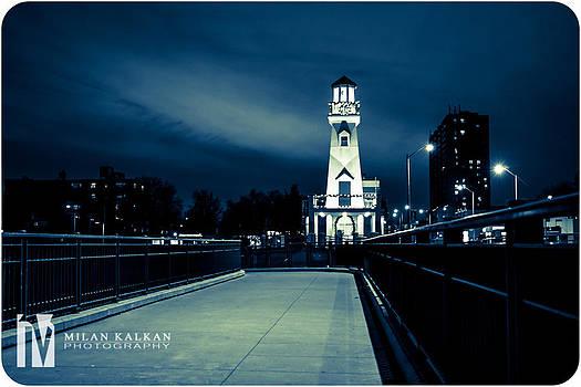 Lighthouse by Milan Kalkan
