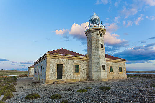Lighthouse of Punta Nati by Antonio Macias Marin