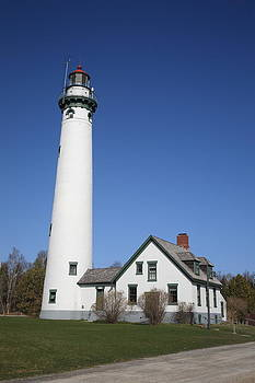 Frank Romeo - Lighthouse - Presque Isle Michigan