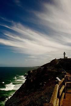 Lighthouse by Shane Dickeson