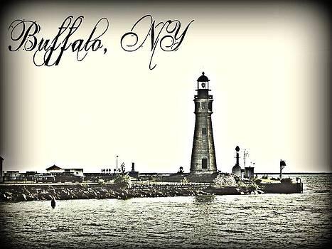Lighthouse by Stephanie Leidolph