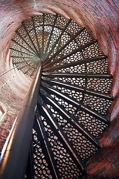 Lighthouse Steps by Lawrence Pratt