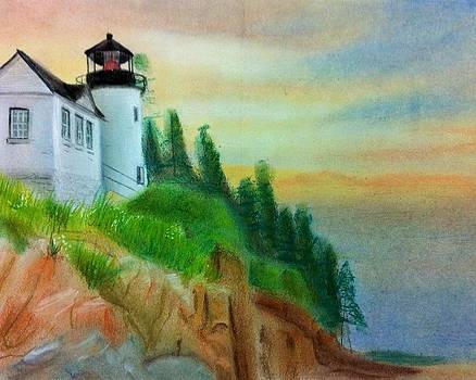 Lighthouse by Tiffany Albright