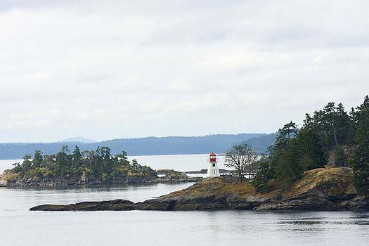 Veronica Vandenburg - Lighthouse Vancouver Island