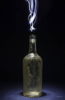 Lighting By The Quart - Light Painting by Steven Milner