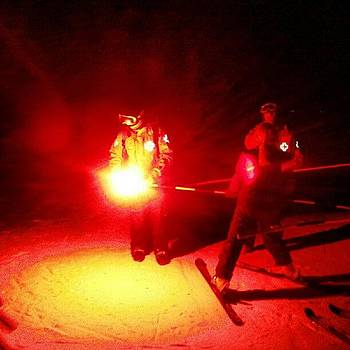 Lighting The Torch #mthigh by HK Moore