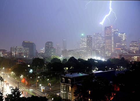 Lightning bolt by Jesyka Tower