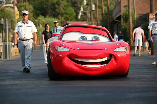 Lightning Mcqueen by Michael Albright