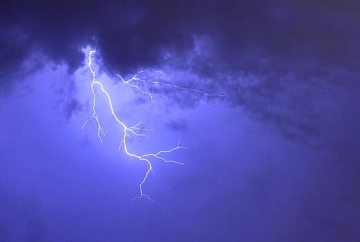 Lightning Strike by David Kittrell