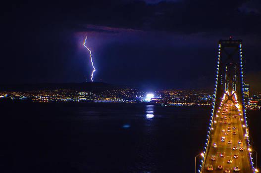 Lightning Strike SF by Brandon McClintock