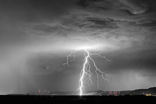 James BO Insogna - Lightning Strikes Following the Rain BWSC